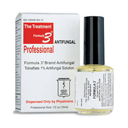 The Treatment Formula 3 Antifungal Professional