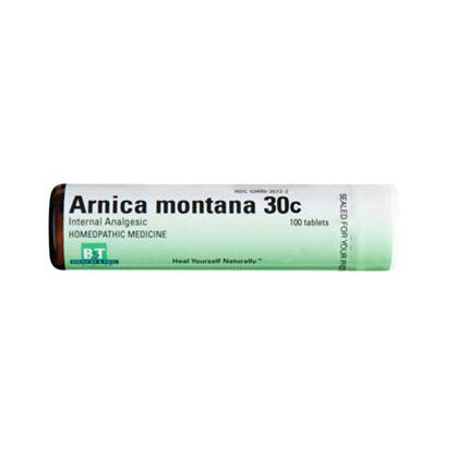 Arnica Montana 30C 100 Tablets